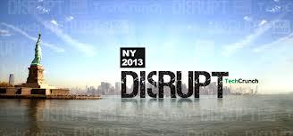 נציגות ישראלית בכנס טק-ראנצ' Distrupt בניו-יורק